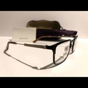 GUCCI GG0135O 004 52/19 140 Glasses Made In Italy